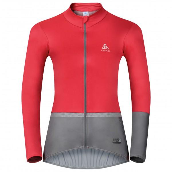 Odlo - Women's Mistral Logic Jacket - Pyöräilytakki