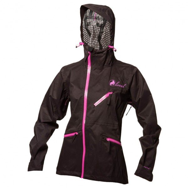 Local - Women's Attendant Sympatex FR Jacket - Fietsjack