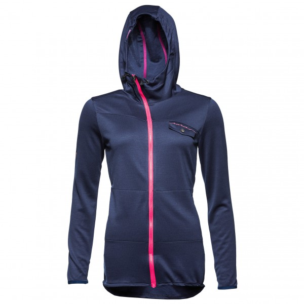 Triple2 - Women's Buuz Hoodie - Bike jacket