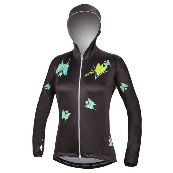 Nalini - Women's Butterfly Sweat - Bike jacket