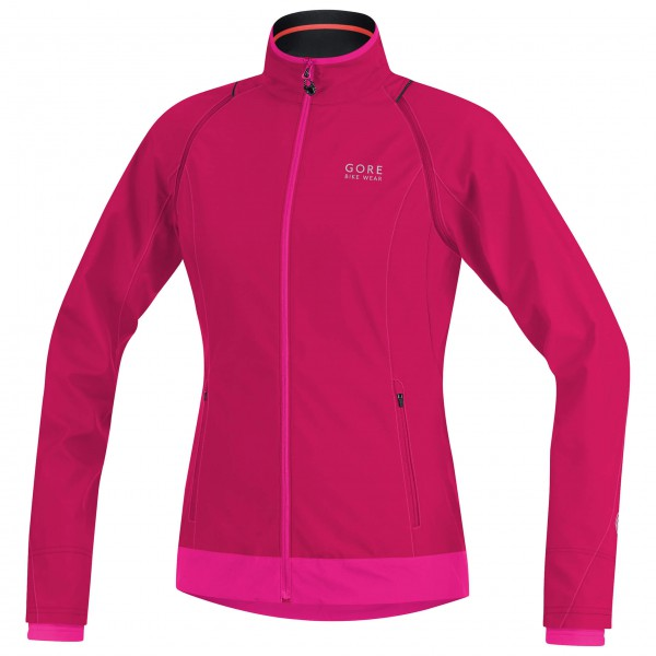 GORE Bike Wear - E Lady Windstopper ActiveShell ZipOff