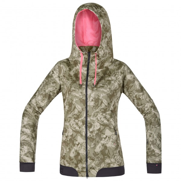 GORE Bike Wear - Power Trail Lady Print Windstopper SS Hoody