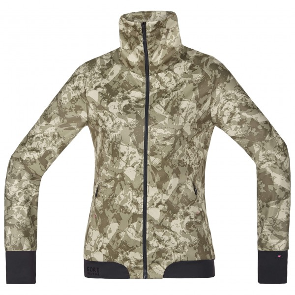 GORE Bike Wear - Power Trail Lady Print Windstopper SS Jacke