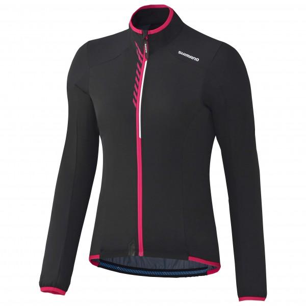 Shimano - Stretch-Windbreakerjacke Damen - Bike jacket