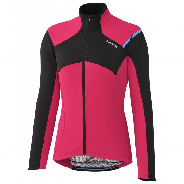 Shimano - Winter Thermal-Langarmtrikot Damen - Veste de cycl
