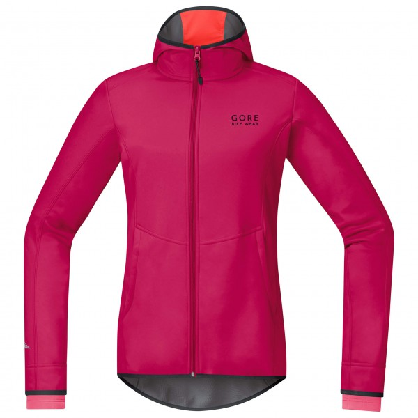 GORE Bike Wear - E Lady Windstopper Soft Shell Hoody