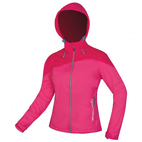 Endura - Women's Singletrack Softshell Jacket - Fietsjack