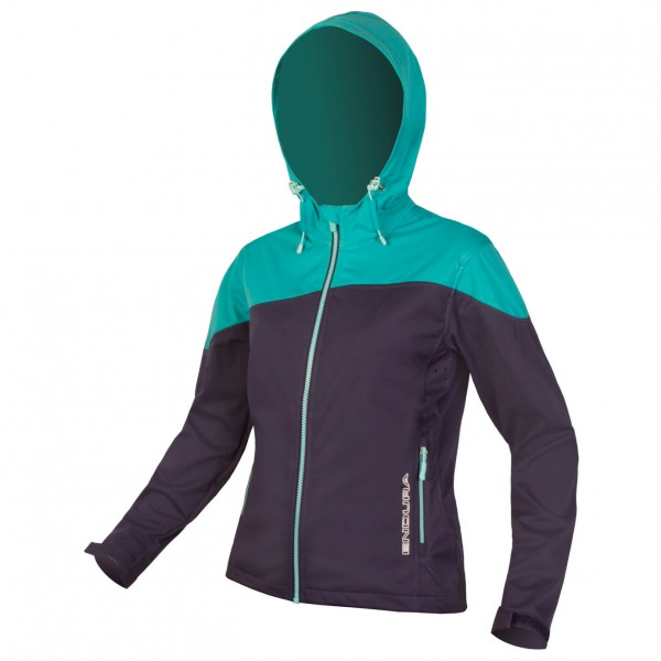 Endura - Women's Singletrack Softshell Jacket - Pyöräilytakk