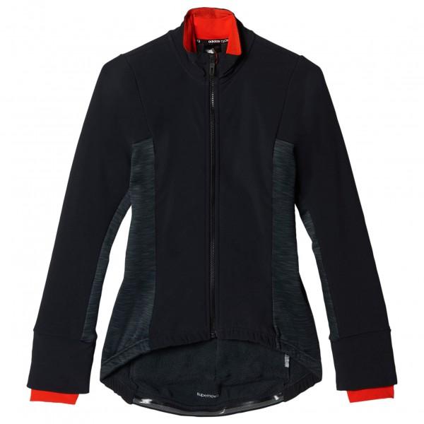 adidas - Women's Supernova Climaheat Jacket - Fietsjack