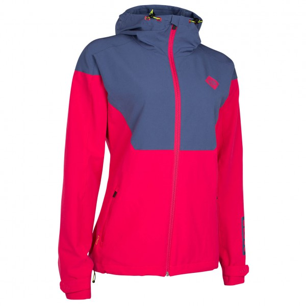ION - Women's Softshell Jacket Flow - Bike jacket