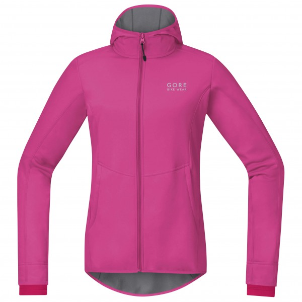 GORE Wear - E Lady Gore Windstopper Hoody - Cycling jacket