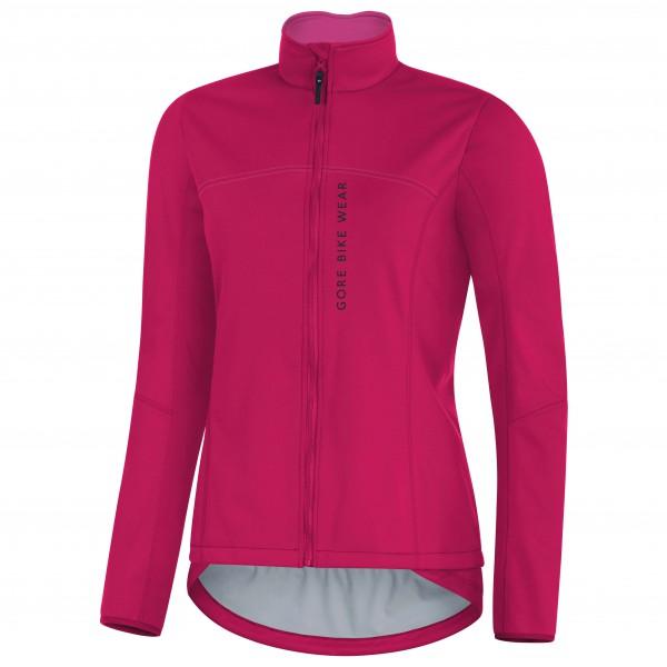 GORE Bike Wear - Power Lady Windstopper Soft Shell Jacket - Sykkeljakker