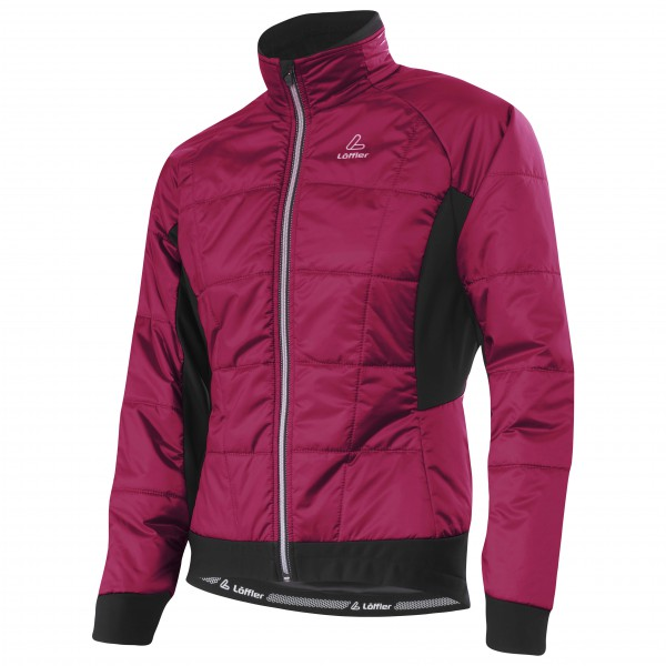 Löffler - Women's Bike Iso-Jacke Primaloft Mix