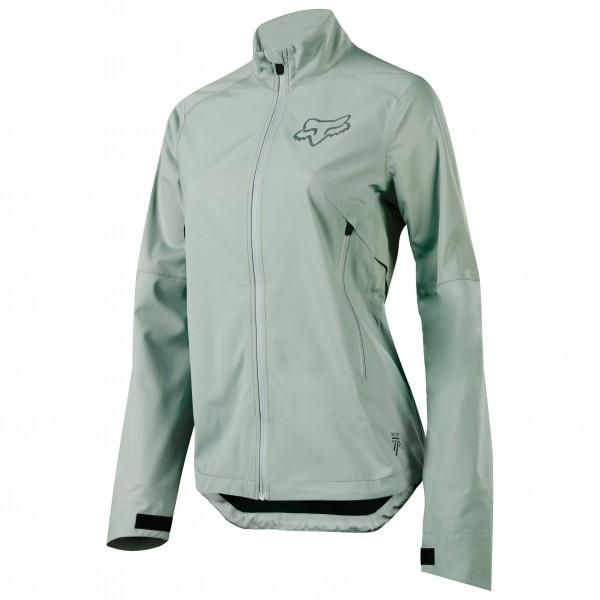 FOX Racing - Womens Attack Water Jacket - Chaqueta de ciclismo