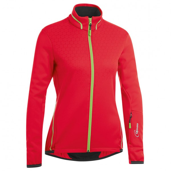 Gonso - Lucite Damen Thermo Active Jacke - Fietsjack