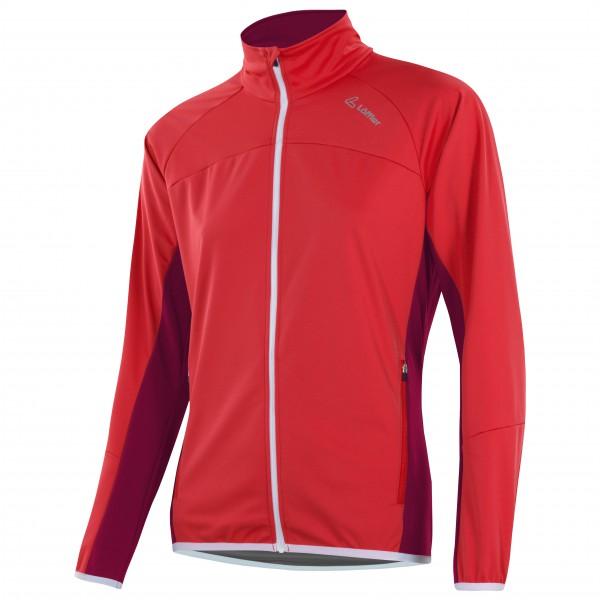 Löffler - Women's Jacke Alpha Windstopper Softshell Light - Cycling jacket