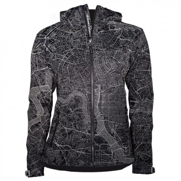 Showers Pass - Women's Odyssey Jacket - Cykeljacka