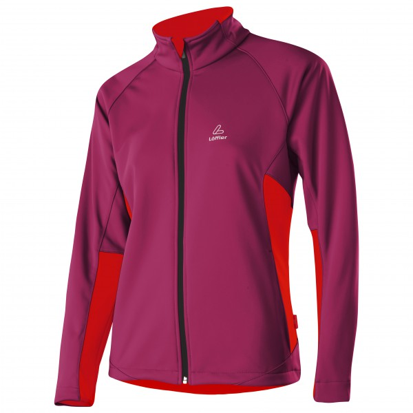 Löffler - Women's Jacke Windstopper Softshell Warm - Fietsjack