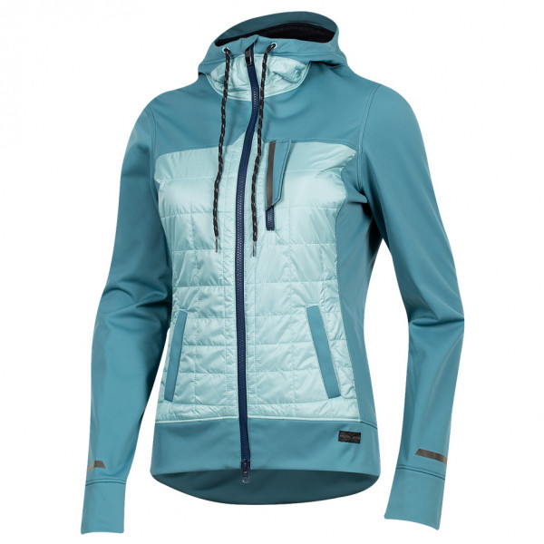 Pearl Izumi - Women's Versa Quilted Hoodie - Chaqueta de ciclismo