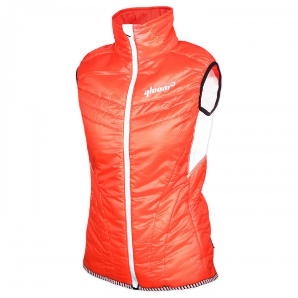 Qloom - Women's Insulation Vest Honey - Cycling vest