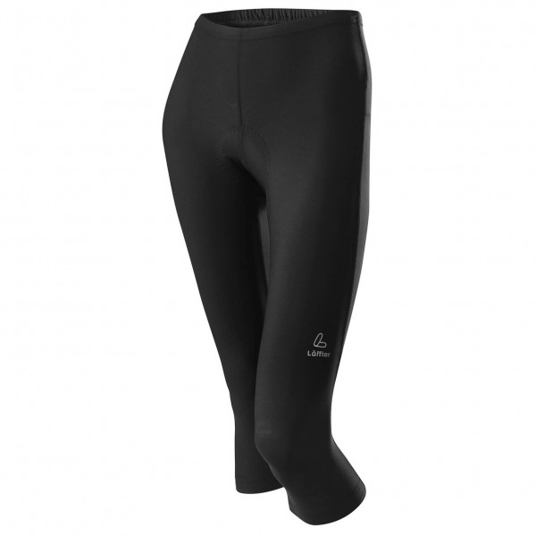 Löffler - Women's Bike-Hose 3/4 Basic - Pantalon de cyclisme