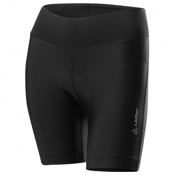 Löffler - Women's Bike-Hose Tour Extrakurz - Pantalones de ciclismo