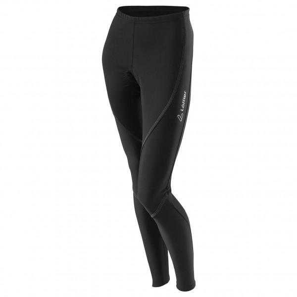 Löffler - Women's Bike Hose Lang WS Softshell Warm - Cycling bottoms