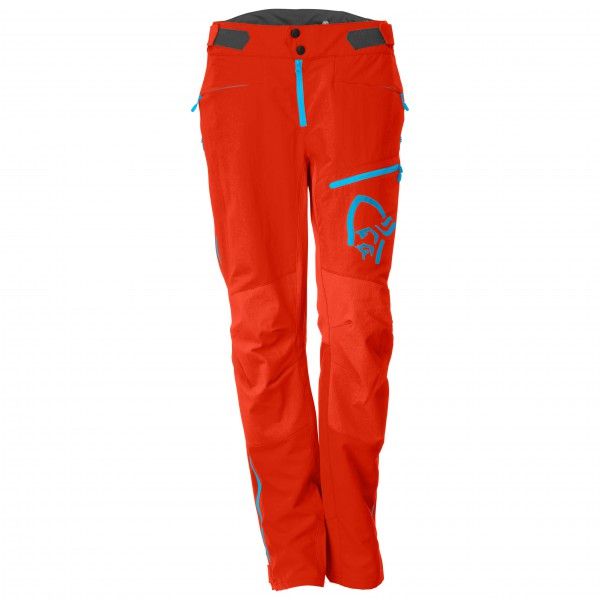 Norrøna - Women's Fjöra Flex1 Pants - Fietsbroek