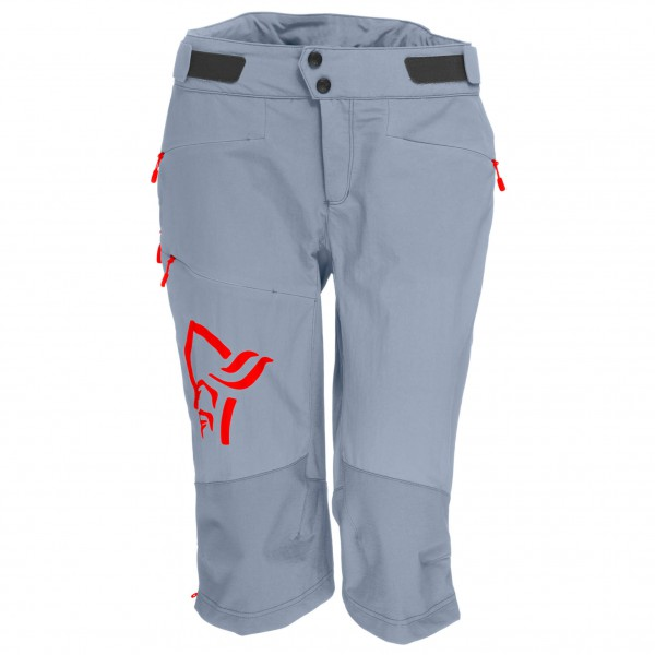 Norrøna - Women's Fjöra Flex1 Shorts - Fietsbroek
