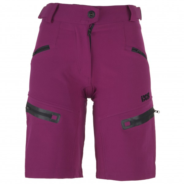 iXS - Women's Sever 6.1 BC Shorts - Radhose