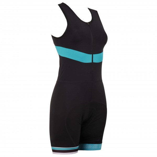 Triple2 - Women's Snell Bib Tight - Fietsbroek