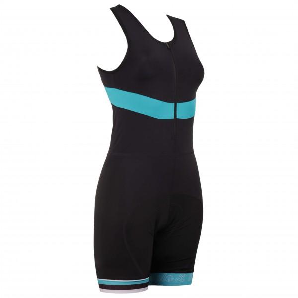 Triple2 - Women's Snell Bib Tight - Pantalon de cyclisme