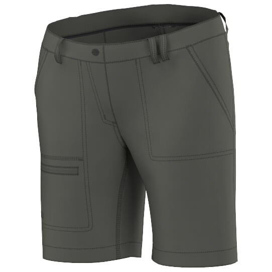 adidas - Women's Trail Lite Hike Flex Short - Radhose