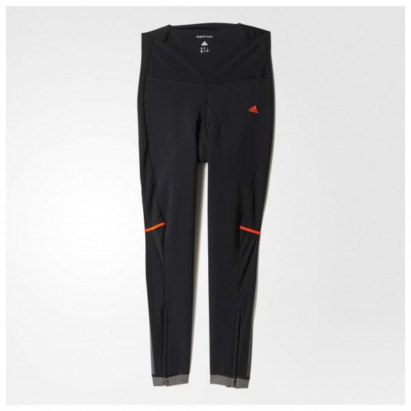 adidas - Women's Supernova Bib Tight Warm - Fietsbroek