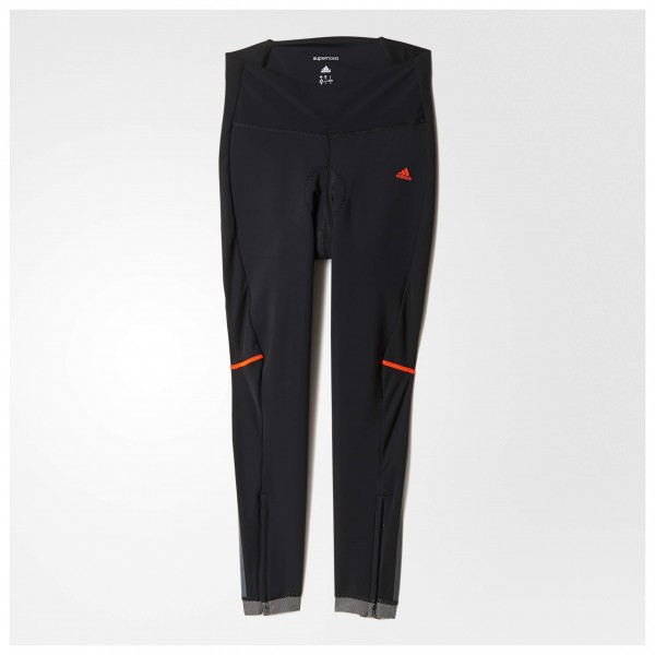 adidas - Women's Supernova Bib Tight Warm - Pantalon de cycl