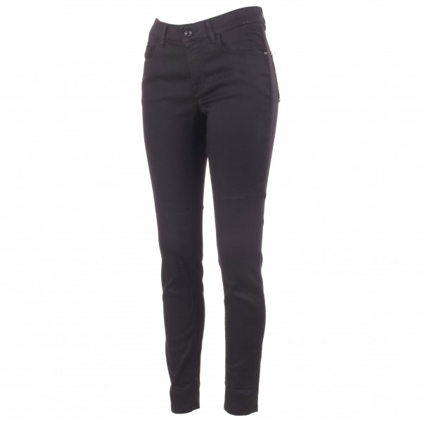 - Women's Bicicletta Stay Black Denim - Cycling pants
