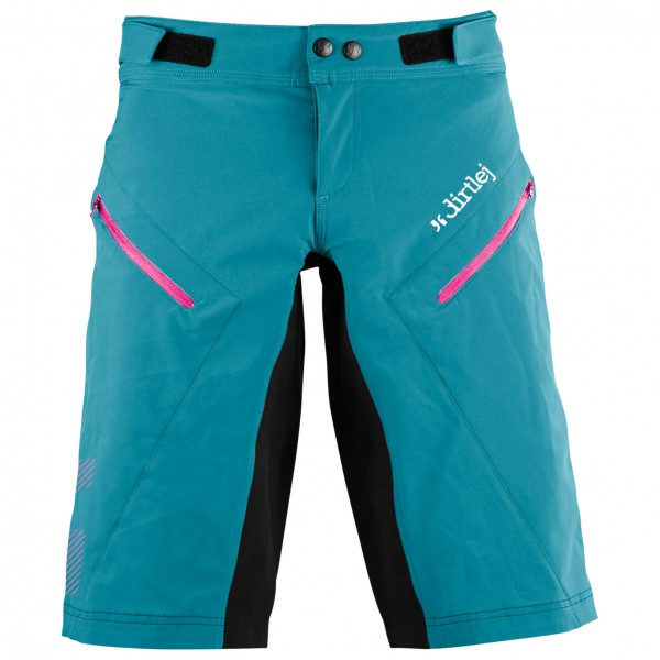 dirtlej - Trail Shorts Women Half & Half - Fietsbroek