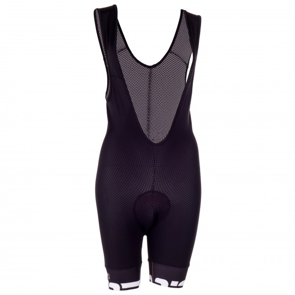 Bioracer - Women's Vesper Bibshort One Cold Black - Cycling bottoms