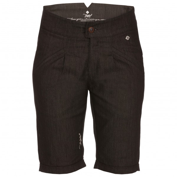 Triple2 - Women's Kort Short - Radhose