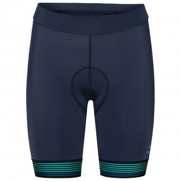 Odlo - Women's Tights Short Fujin - Fietsbroek
