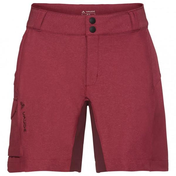 Vaude - Women's Tremalzini Shorts - Cykelbyxa