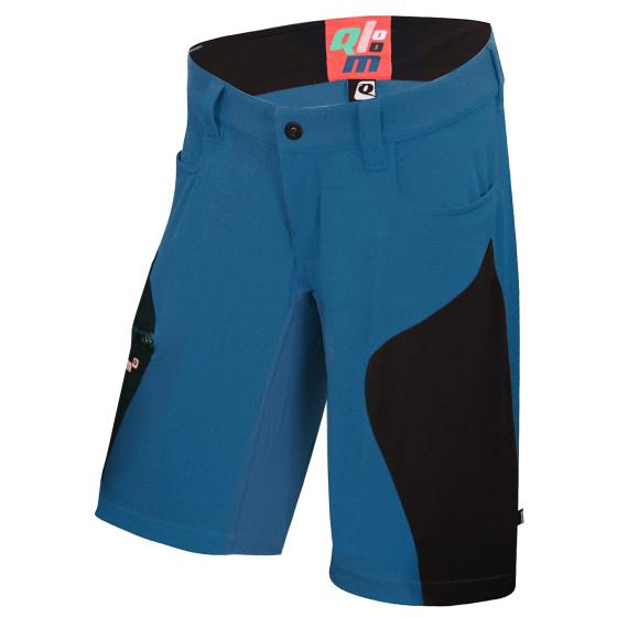 Qloom - Seal Rock Shorts - Pyöräilyhousut