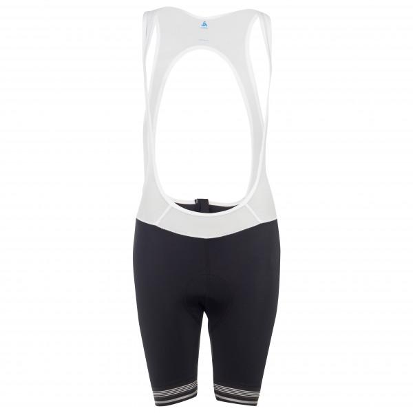 Odlo - Women's Tights Short Suspenders Fujin - Fietsbroek