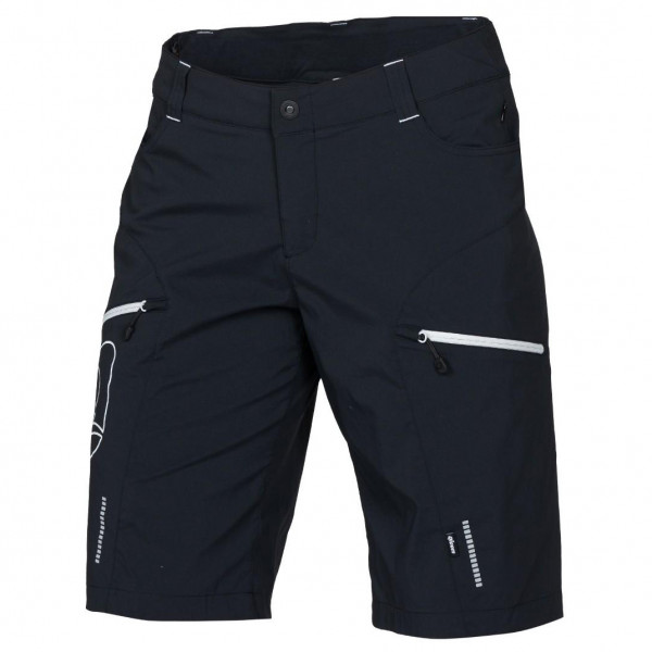 Qloom - Women's Seal Rock Shorts - Pyöräilyhousut