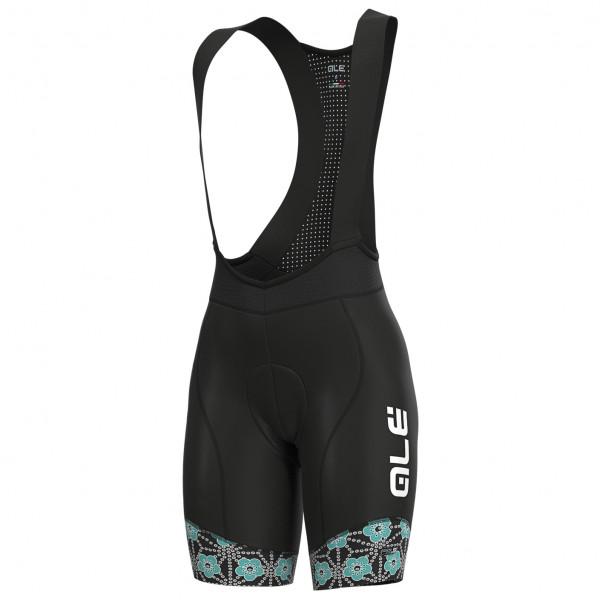 Alé - Women's Garda Bibshorts PR-S - Pantalones de ciclismo