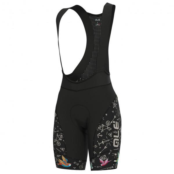 Alé - Women's Versilia Bibshorts Graphics - Pantalones de ciclismo