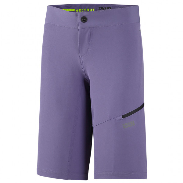 iXS - Women's Carve Evo Shorts - Pantalones de ciclismo