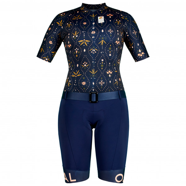 Maloja - Women's GoldpippanM. Racebody - Cycling bottoms