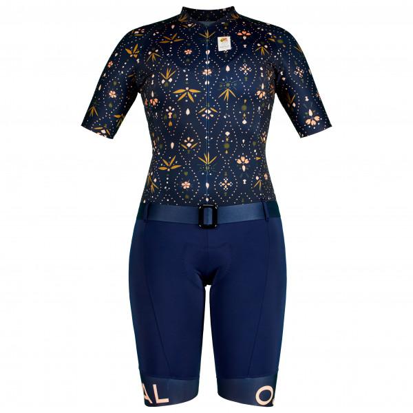 Maloja - Women's GoldpippanM. Racebody - Pantalones de ciclismo