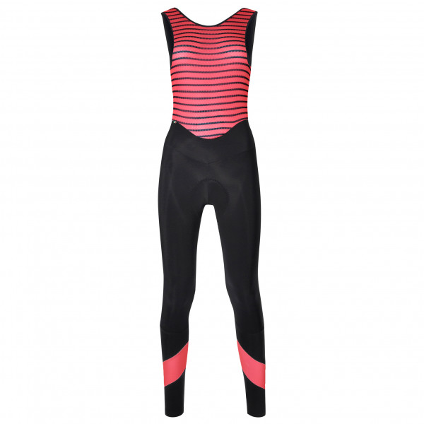 Women's Coral Bengal Bib Tights - Cycling bottoms